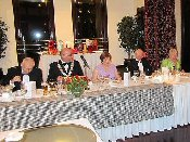 Photograph from Anniversary Dinner 2011
