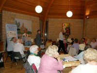 Photograph from Coffee Evening 2011